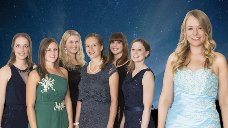 """Treten heute Samstagabend in der Kirche Biglen auf: Die """"Serafina Singers"""". (Bild: serafinasingers.ch)"""