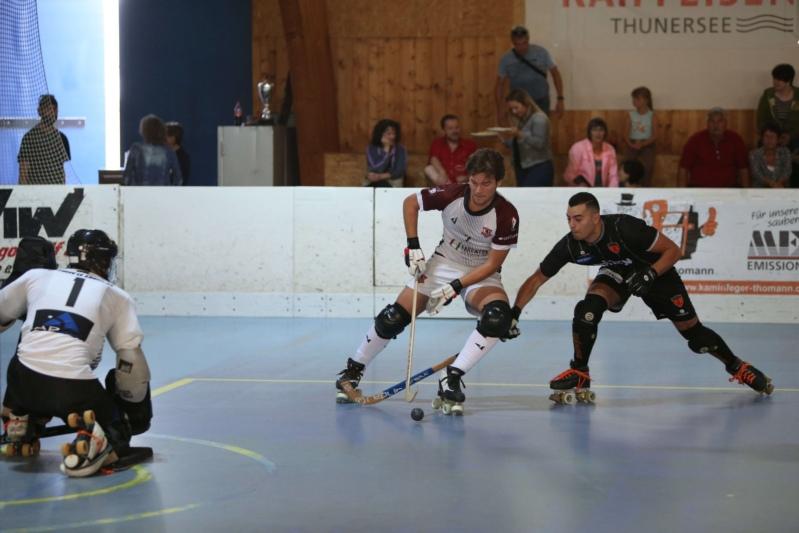 Der Hockey Club Münsinger Wölfe startet in die neue Saison. (Foto: Lisa Zurfluh)