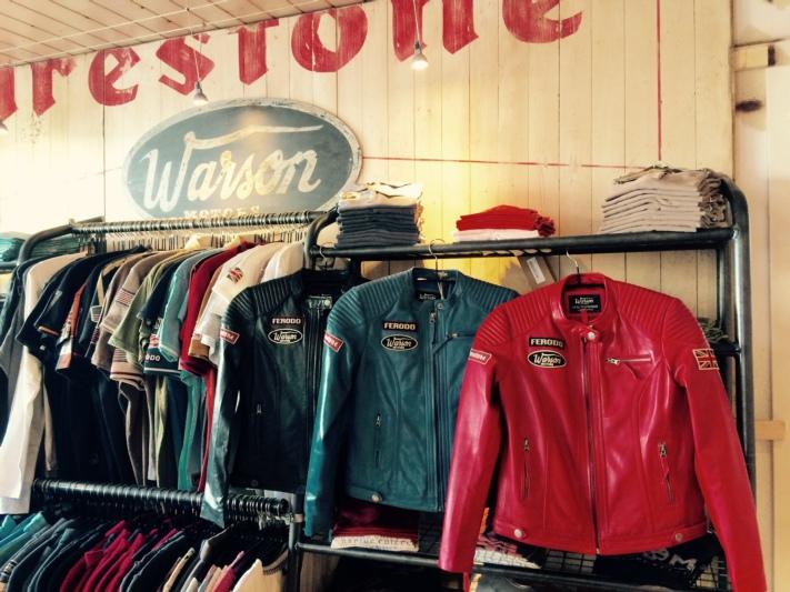 Warson Motors Grandprix Originals Bekleidung Worb