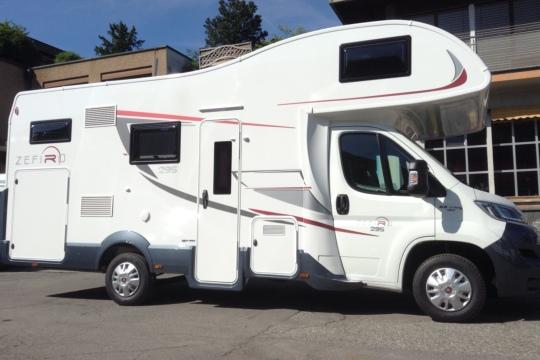 Garage Voor Camper : Camper vermietung bei garage pro auto worb
