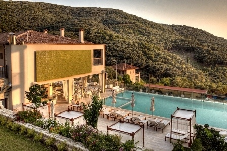 Unser Unterkunft Salvator Hotel & Spa, Parga