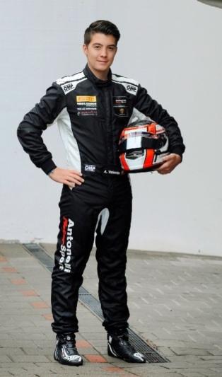 Alain Valente fuhr erste Rennen noch vor seiner Autoprüfung. (Foto: Franziska Scheidegger)