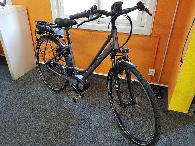 E-Bike Kristall B25 25Km/h, Listenpreis 3194.- Rabatt 20% jetzt für 2555.- Franken