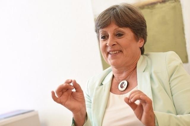 Margret Kiener Nellen zeigte sich am Donnerstag auf Anfrage «sehr erfreut» über den Bundesgerichtsentscheid. (Bild: Andreas Blatter)