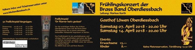 Flyer FK BBOb 2018, Frontseite