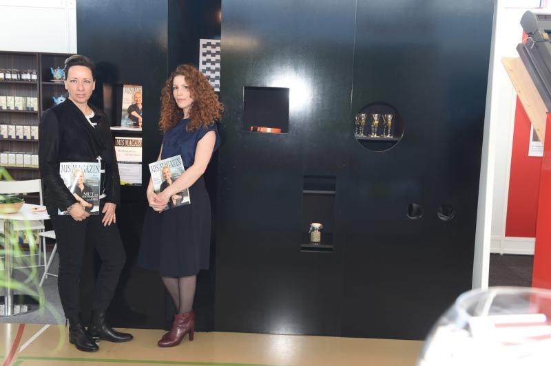 Mis Magazin mit Maja Halle und Daniela Dambach.
