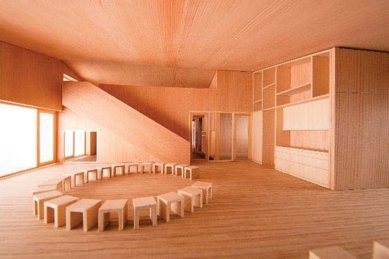 Am Schluss könnte das Volk über das Kindergartenprojekt Hansjakobli und Babettli entscheiden. (Bild: zvg)