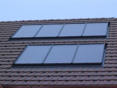 Zur Zeit werden Solaranlagen mit Fördergeldern unterstützt.  Wir beraten Sie gerne.