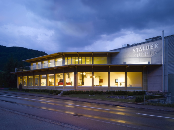 Unsere wunderschöne Ausstellung in Oberdiessbach.
