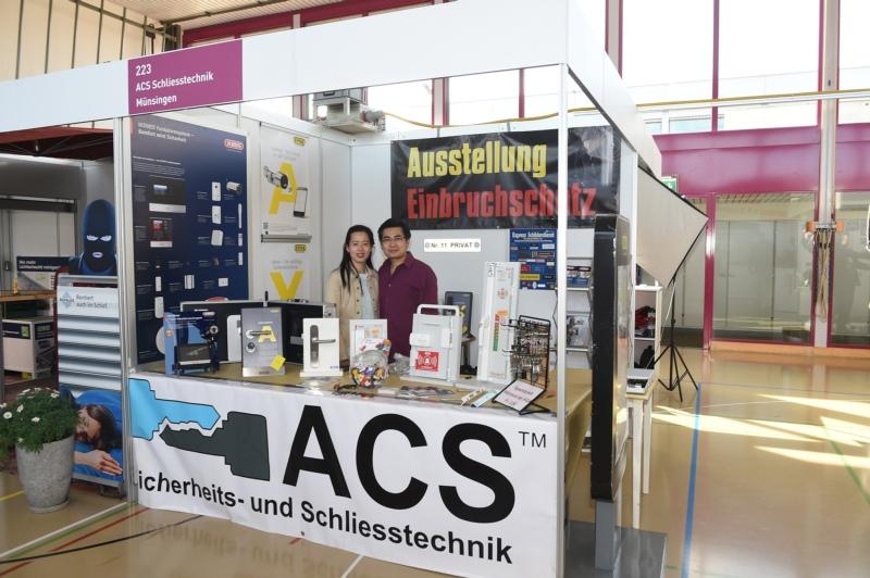 ACS Schliesstechnik mit Kuy Hong Chang und Soheng Chang.
