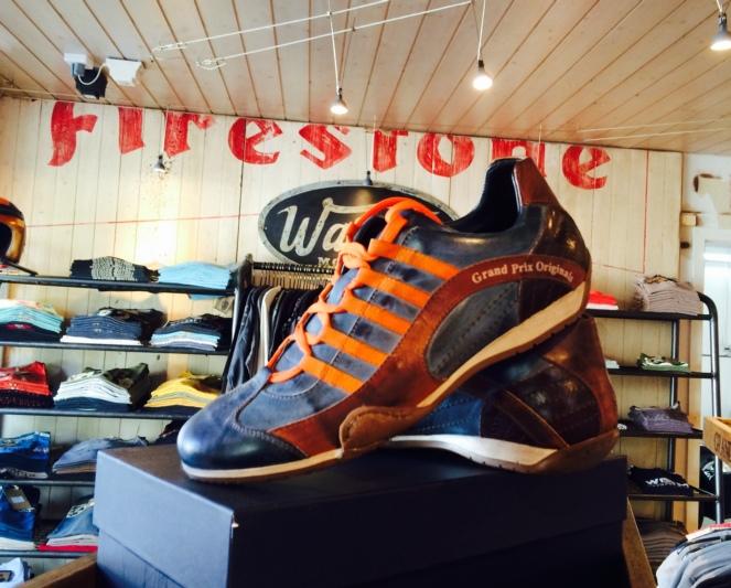 Grandprix Originals Schuhe Gulf Worb