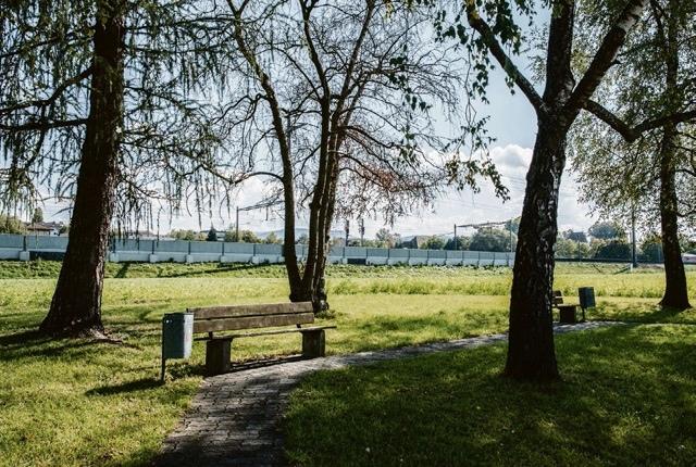 Die geplante Strasse über die grüne Wiese sorgte in Münsingen für hitzige Debatten. (Foto: Franziska Rothenbühler)
