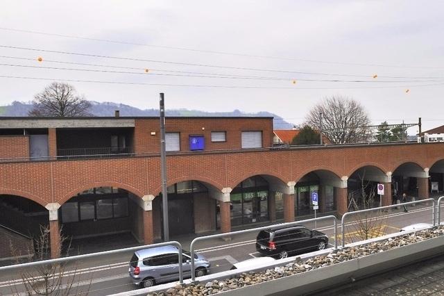Archivbild: Beim Bahnhof Münsingen war die Strecke für den Bahnverkehr unterbrochen. (Bild: Urs Wüthrich)