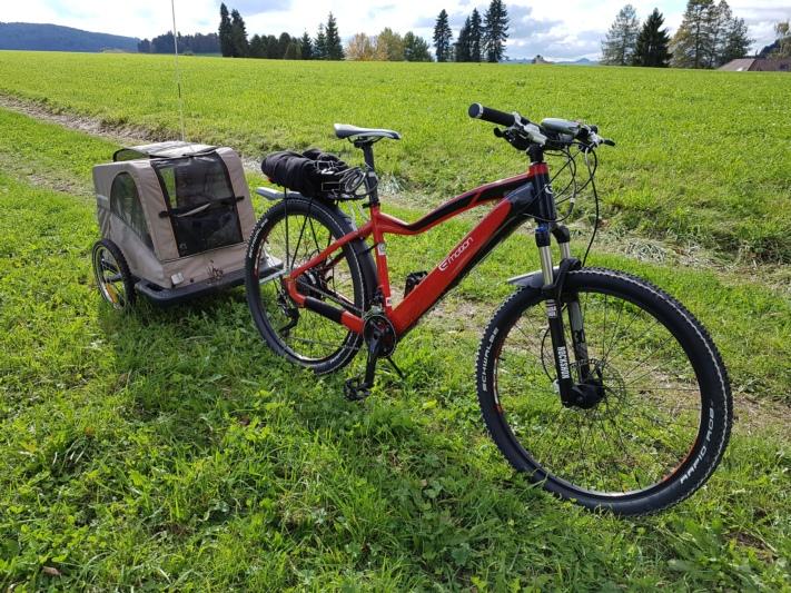 "BH Emotion EVO 27.5"" E-Mountainbike 25km/h"