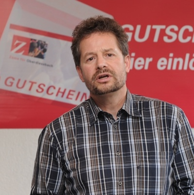 Mit-Initiant Walter Bieri: 'Die Zahl der Geschäfte und Betriebe soll laufend erweitert werden.'