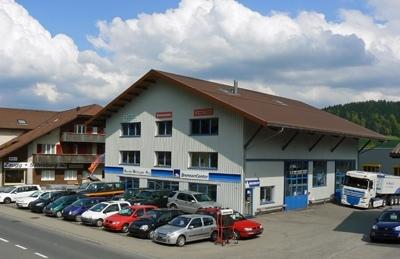 Garage Auto Berger AG Bowil, Reparaturen und Service aller Marken
