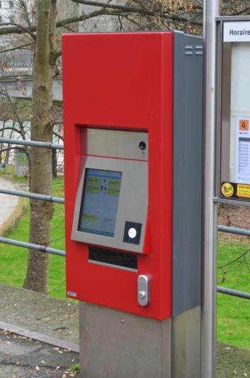 Solche Automaten, wie hier in Freiburg, werden auch in Thun und Umgebung aufgebaut. (Bild: zvg)