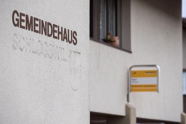 Auf dieses Jahr fusionierte die Gemeinde Grosshöchstetten mit Schlosswil. (Bild: Beat Mathys)
