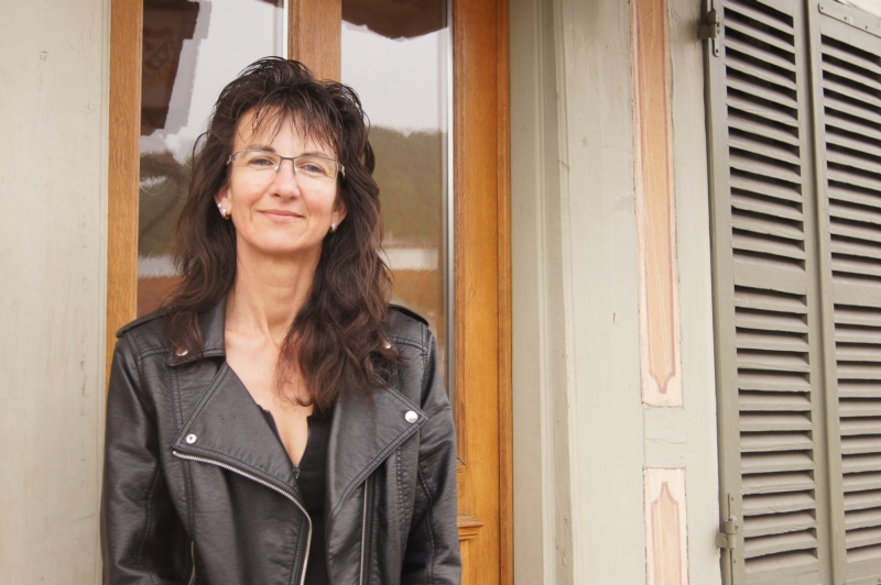 """""""Mir ist es wichtig, die Geschichte des Sternens zu wahren"""", sagt die neue Wirtin Claudia Hänni. (Bilder: Eva Tschannen)"""