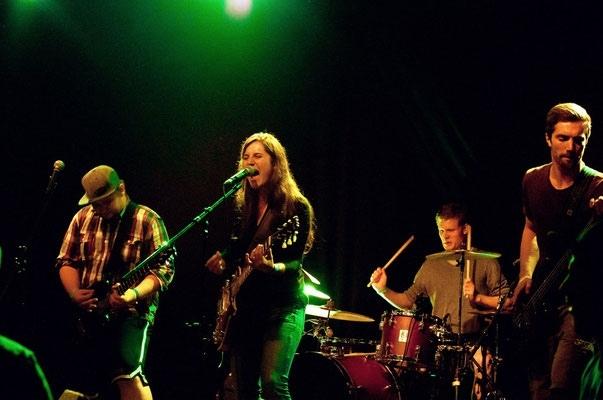 Wie beim Auftritt von JPM[s] im 2015, wartet auch das diesjährige Festival mit rockigen Klängen auf. (Bild: www.than-rock.ch)