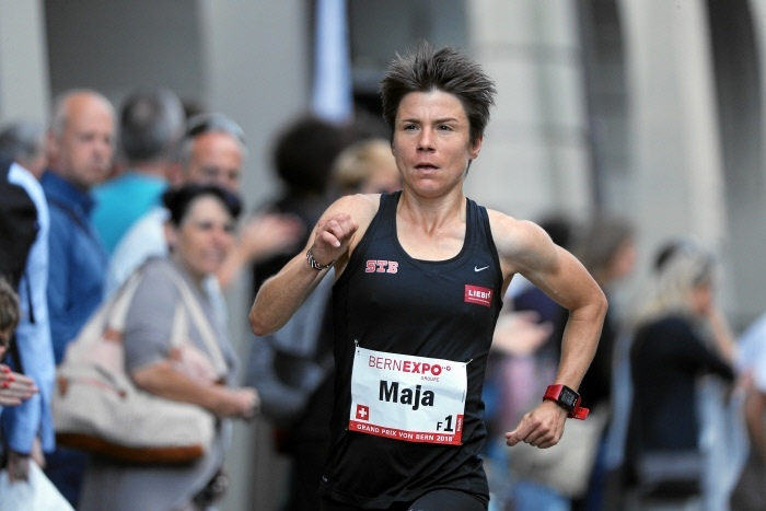 Maja Neuenschwander aus Rubigen. (Bild: swiss-image.ch/ Andy Mettler)