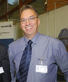 Ausstellungschef Hans Peter Gerber: 'Stände mit Herzblut' (Bild Res Reinhard)