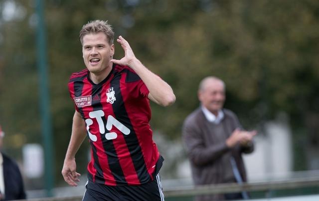 Der FC Münsingen schafft erneut eine Cup-Sensation. (Archivbild: Urs Baumann, Berner Zeitung BZ)