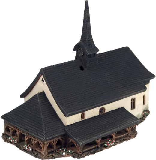 Kirche von Würzbrunnen i. E.