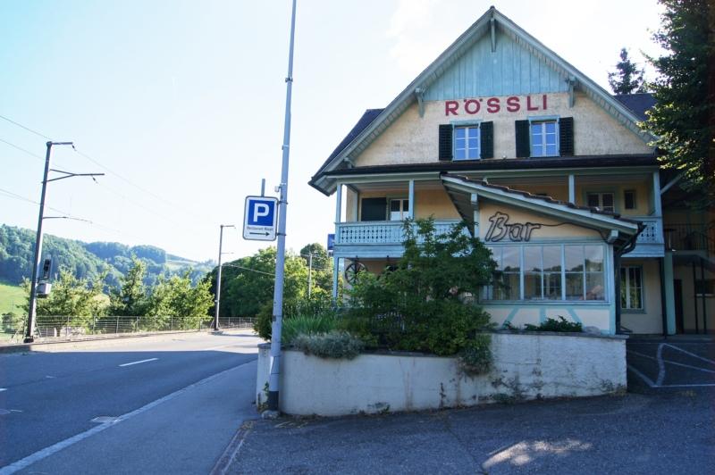 Die Wiedereröffnung des Rössli Boll ist für Mitte Juli geplant. (Bild: Eva Tschannen)