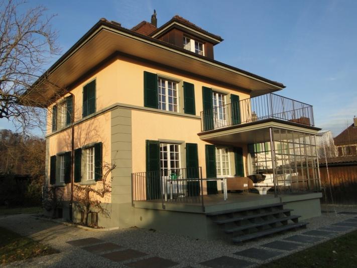 Sanierung Wohnhaus Bremgarten