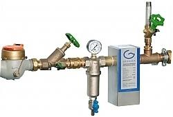 Die Wasserbelebung.  Dieses Gerät arbeitet mit der Wasserspannung.     Bei diesem Gerät wird der Kalk nicht aus dem Wasser entfernt.