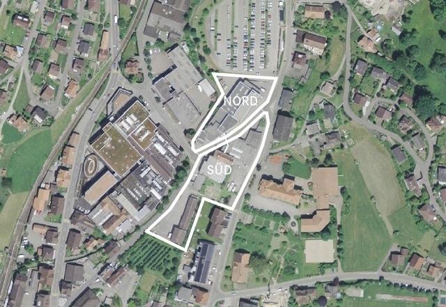 Ein Teil des Areals der Vogt AG soll in Zukunft neu genutzt werden. (Bild: Archiv BERN-OST / zvg)