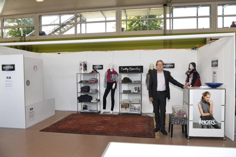 Kipfer Mode mit Hans Peter Kipfer.