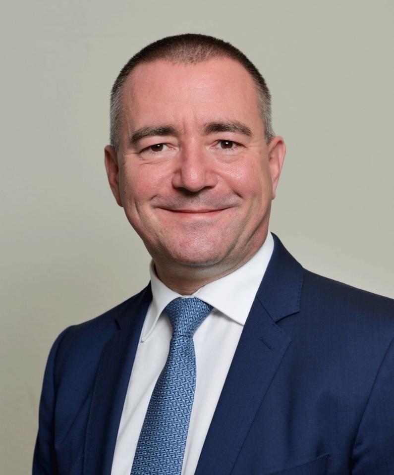 Freut sich, nun Vizepräsident zu sein: der ehemalige Schlosswiler Gemeindepräsident Markus Geist (FDP).