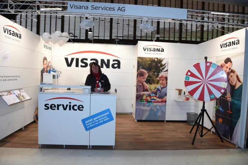 Visana Service AG, Geschäftsstelle Bern mit Barbara Hehli