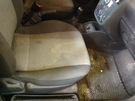 Wer hat schon Lust auf einen schmutzigen Sitz zu sitzen?