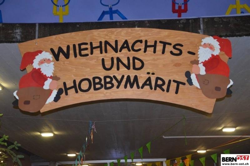 Die Weihnachtsstimmung kann kommen: In zahlreichen Orten in der Region Bern-Ost finden Weihnachtsmärkte statt. (Bild: Archiv BERN-OST)