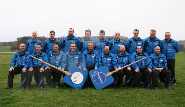 Neu in Blau: Die A-Mannschaft der HG Richigen. (Bild: zvg)