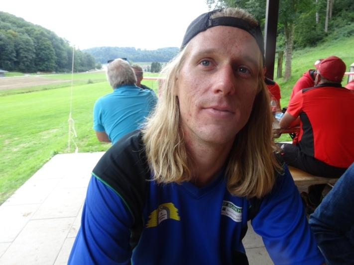 Habegger Simon sicherte sich mit starken 83 Schlagpunkten die begehrten 30 Rangpunkte.