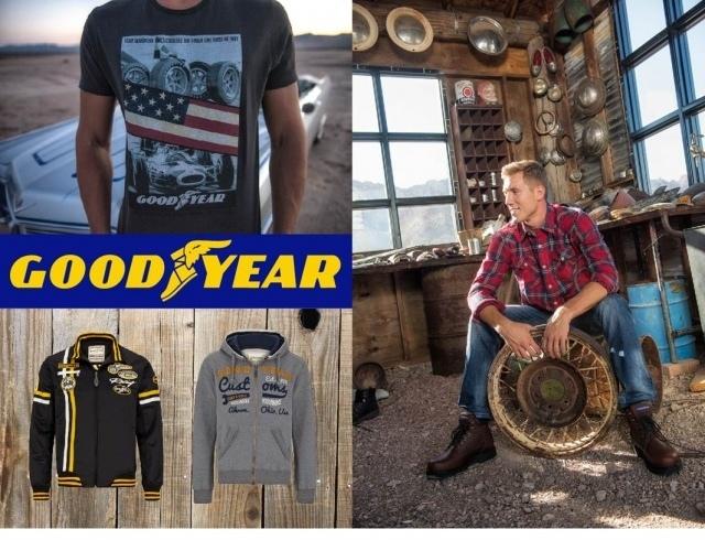 Goodyear, Warson Motors, Grandprix Originals, Gulf, AC, Worb