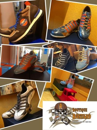 Gulf Bekleidung und Schuhe, Goodyear ,Warson Motors , Boutique Bastard
