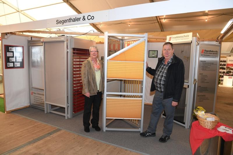 Siegenthaler & Co. mit Heidi und Alfred Siegenthaler.