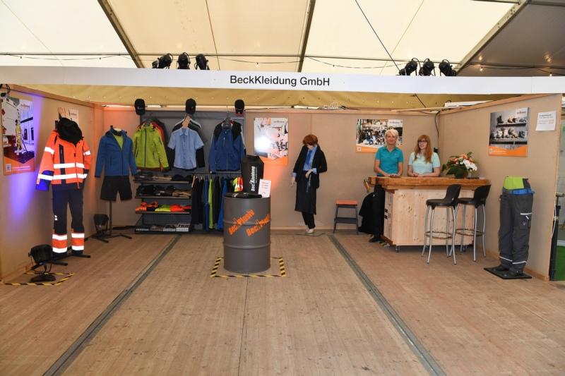 BeckKleidung GmbH mit Ursula Beck und Anya Suter.