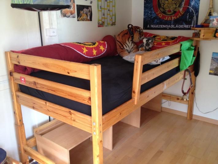 hochbett flexa. Black Bedroom Furniture Sets. Home Design Ideas