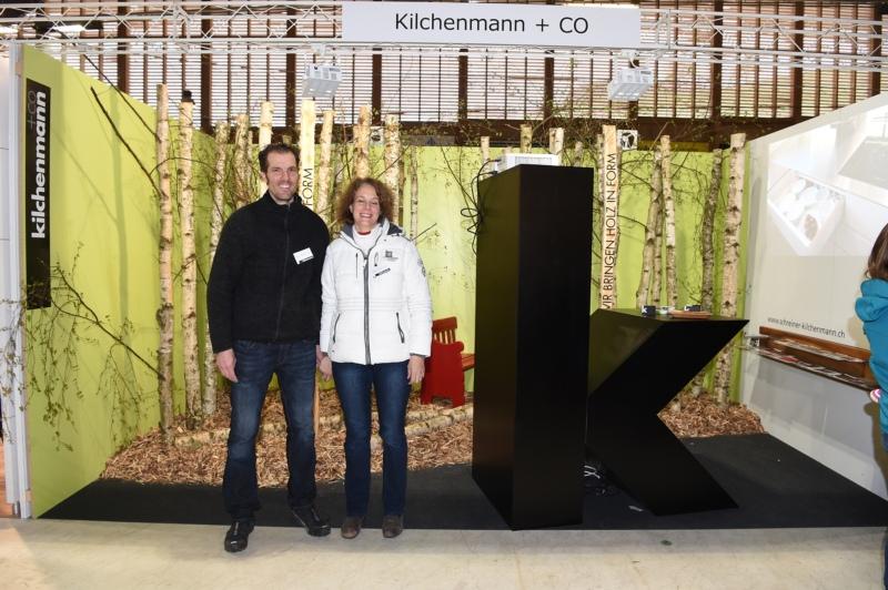 Kilchenmann + CO mit Martin Kilchenmann und Tanja Kilchenmann