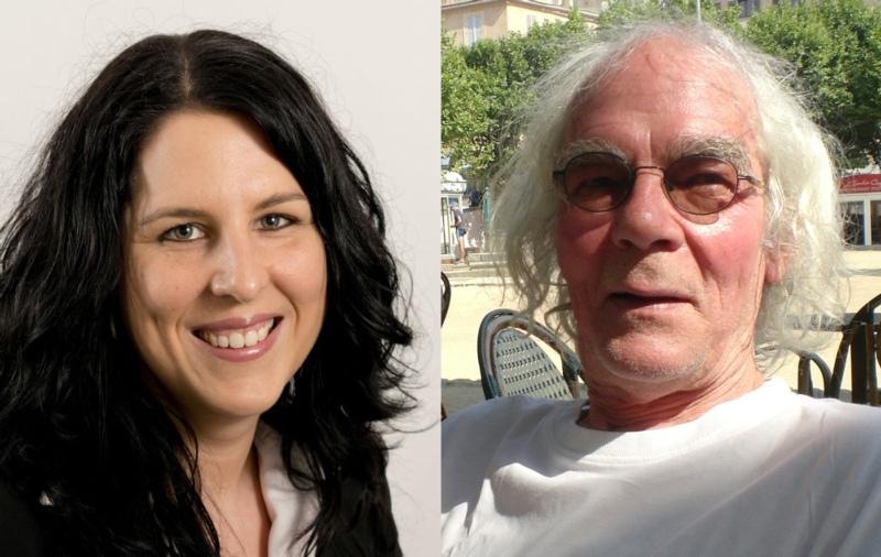Cornelia Krämer tritt aufs nächste Jahr die Nachfolge von Martin Christen an, der die Redaktion der Worber Post während 30 Jahren leitete. (Fotos zvg)
