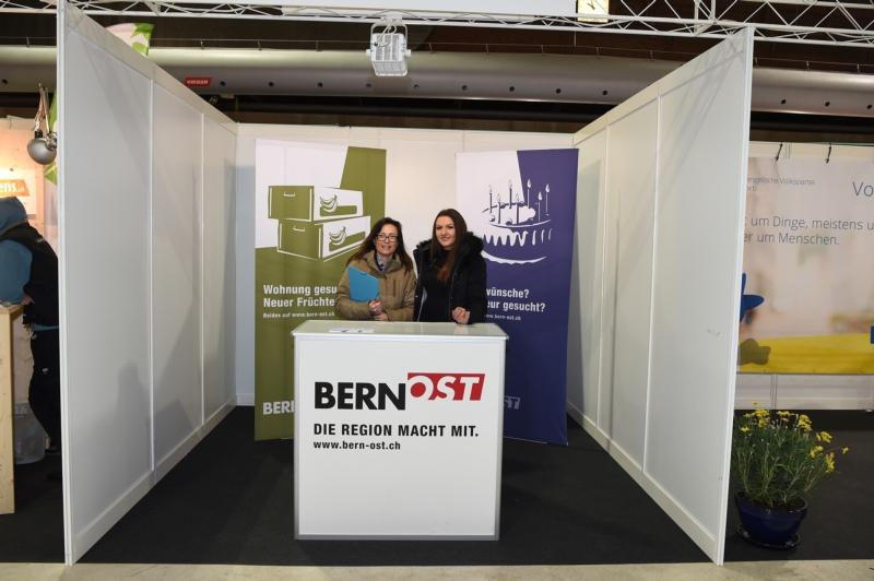 BERN-OST mit Sonja Hutzli und Ivana Skocibusic