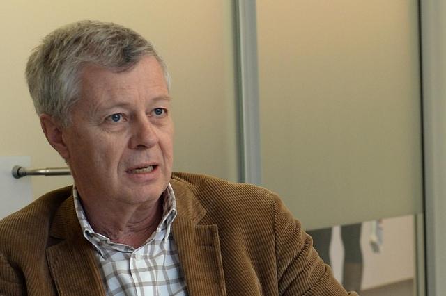 Renato Krähenbühl ist seit 2006 Gemeindepräsident von Rubigen. (Bild: Andreas Blatter)