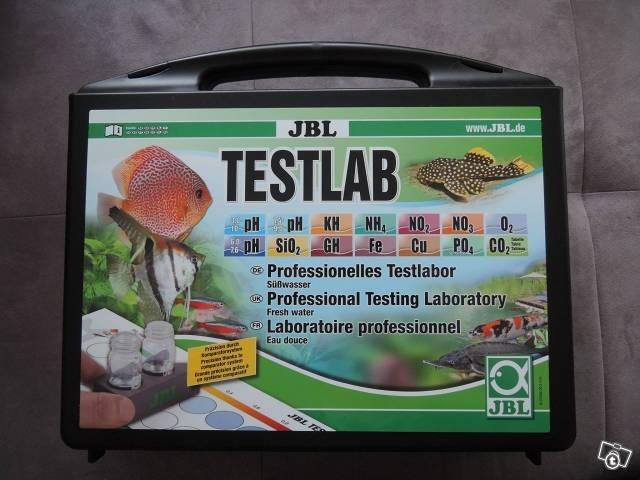 Jbl testlab koffer for Co2 tabelle jbl
