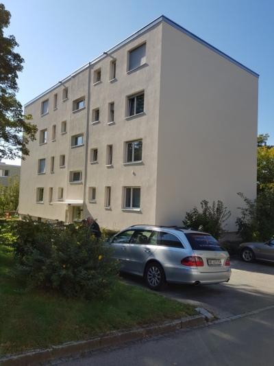 Umfangreiche Fassadensanierung September 2017,  Löwenmattweg 11 - 3110 Münsingen